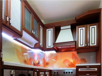 Кухня на цветя