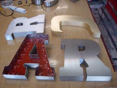 Обемни букви 3