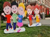 Фигури за училища и детски градини