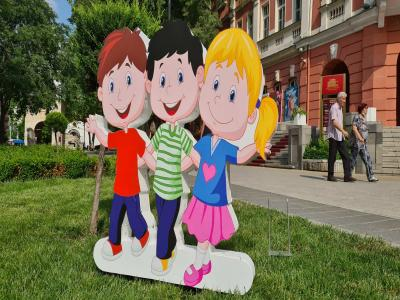 Фигури за детски градини