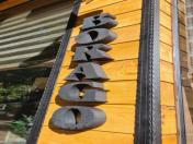 Красиви букви за ресторанти