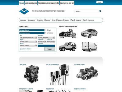 За авточасти онлайн магазин
