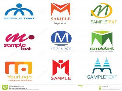 Лого с буква М