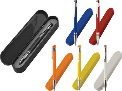 Химикалка в метална кутия PSB-7063D