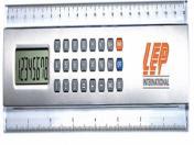 CAL-8818  20 см Линия с калкулатор