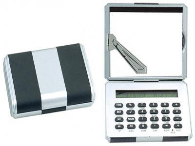 CAL-2211  9.5/6 см Магически визитник с калкулатор