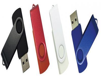 MS-107D  USB от метал и пластмаса