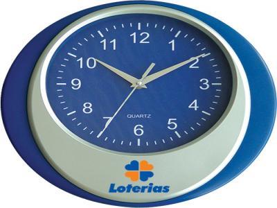 WLC-6991  Ø30 см Стенен часовник