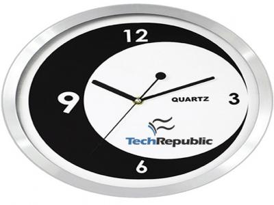 WLC-7011  Ø25 см Стенен часовник