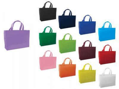 NWB-006  36.5/31/9.5 cм Безшевна торба от нетъкан текстил