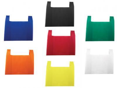 NWB-005  40/32 cм Безшевна торба от нетъкан текстил