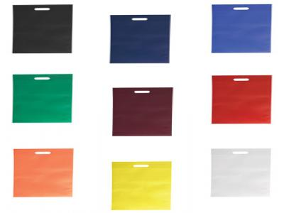 NWB-004  30/40 cм Безшевна торба от нетъкан текстил