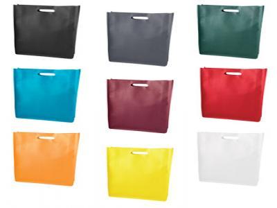 NWB-003  30/40/8 cм Торба от нетъкан текстил