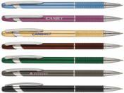 Гравиране на рекламни химикалки