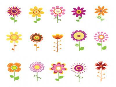 Маникюр Цветя 4    6/7см цена: 2.50